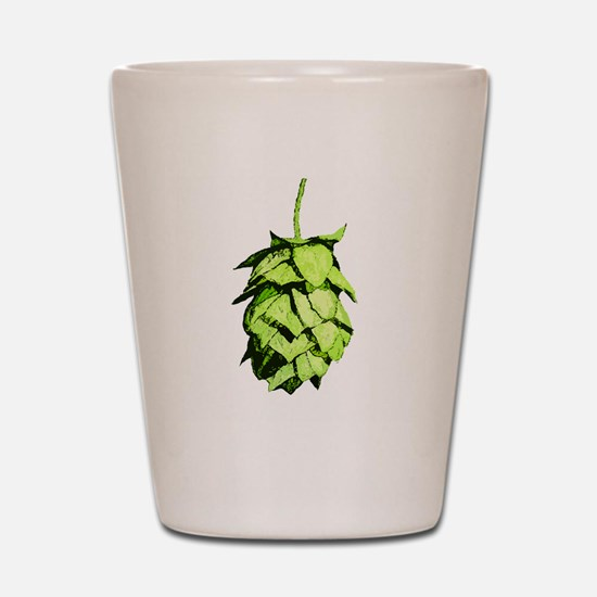 Cool Brewing beer Shot Glass