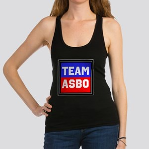 TEAM ASBO Racerback Tank Top