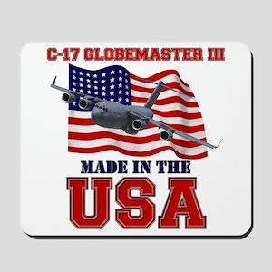C-17 Globemaster III Mousepad