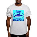 Blue Dolphins Light T-Shirt
