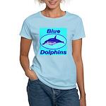 Blue Dolphins Women's Light T-Shirt