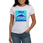Blue Dolphins Women's T-Shirt