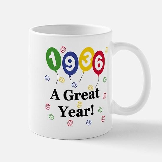 1936 A Great Year Mug