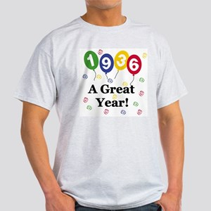 1936 A Great Year Light T-Shirt