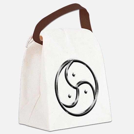 Unique Submissive Canvas Lunch Bag