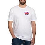 Iowa British Fitted T-Shirt