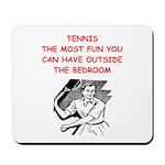 tennis Mousepad