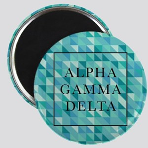 Alpha Gamma Delta Geometric Magnet