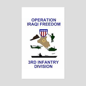 Operation Iraqi Freedom <BR>Sticker