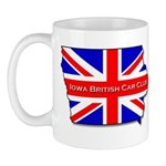 Iowa British Mug