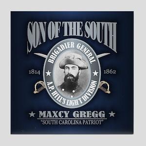 Maxcy Gregg Tile Coaster