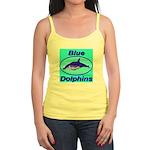 Blue Dolphins Jr. Spaghetti Tank