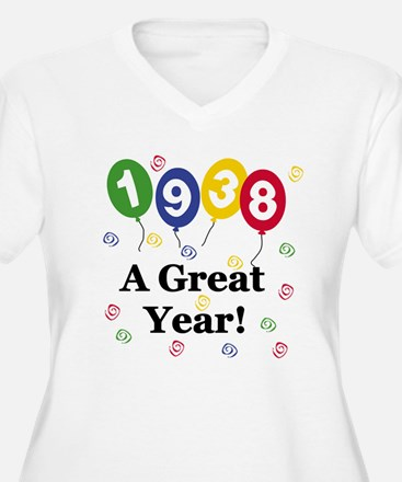 1938 A Great Year T-Shirt
