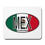 Mexico Colors Mousepad