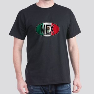 Mexico Colors Dark T-Shirt
