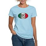 Mexico Colors Women's Light T-Shirt