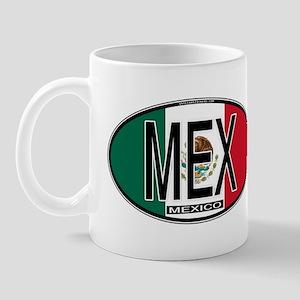 Mexico Colors Mug