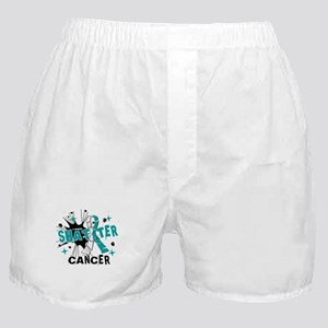 Shatter Cervical Cancer Boxer Shorts
