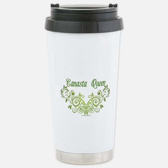 Canasta Queen 2 Travel Mug