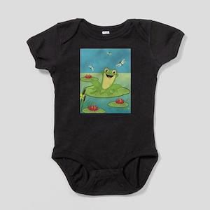 Happy Frog Baby Body Suit
