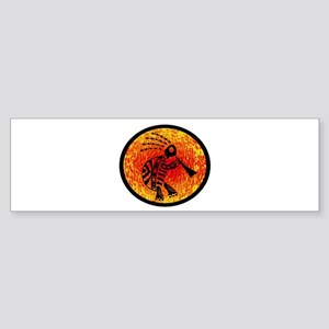 SUN DANCER Bumper Sticker