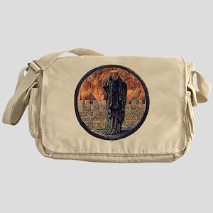 Helens Tears by Burne Jones Messenger Bag