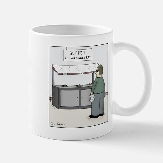 All you should eat Mug
