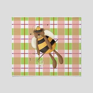 BUMBLE BEAR Throw Blanket