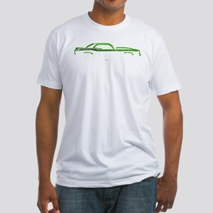 All American Racer Fitted T-Shirt