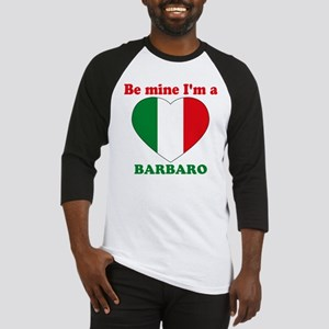 Barbaro, Valentine's Day Baseball Jersey
