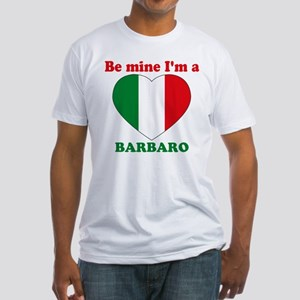 Barbaro, Valentine's Day Fitted T-Shirt