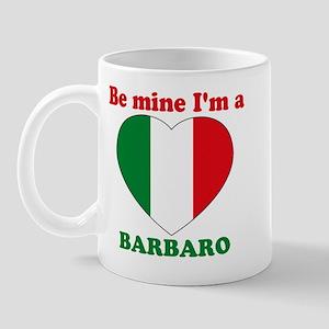 Barbaro, Valentine's Day Mug