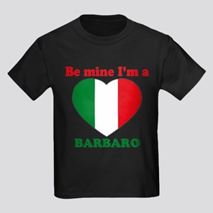 Barbaro, Valentine's Day Kids Dark T-Shirt