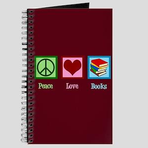 Cute Bookworm Journal