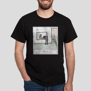 Proctology Question Dark T-Shirt