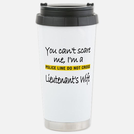 Lieutenant's Wife Mugs