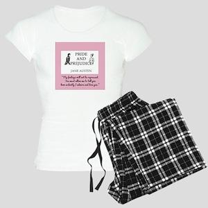 Pride & Prejudice, Darcy Women's Light Pajamas