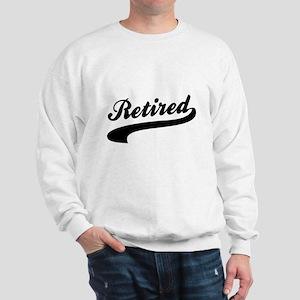 Relax I'm Retired Sweatshirt