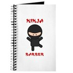 Ninja Barber Journal