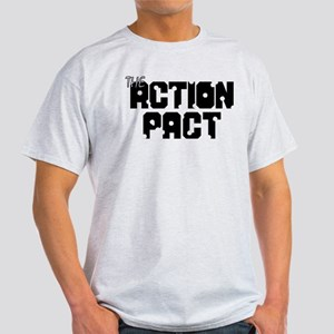 The Action Pact Logo Black T-Shirt