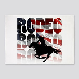 rodeo-44 5'x7'Area Rug