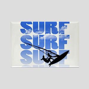 windsurfer Magnets