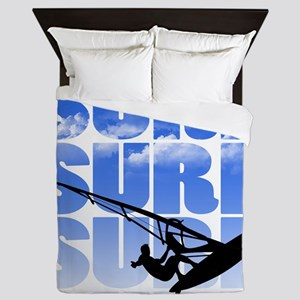 windsurfer Queen Duvet