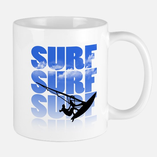 windsurfer Mugs