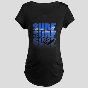 windsurfer Maternity T-Shirt
