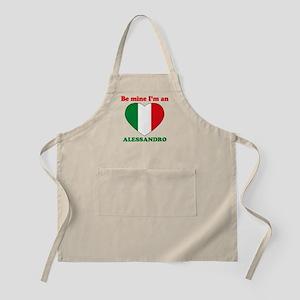 Alessandro, Valentine's Day BBQ Apron