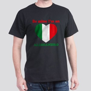 Alessandro, Valentine's Day Dark T-Shirt