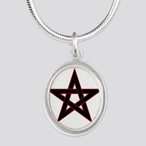 pentacle pentagram Necklaces
