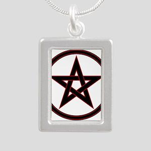 pentacle pentagram Necklaces