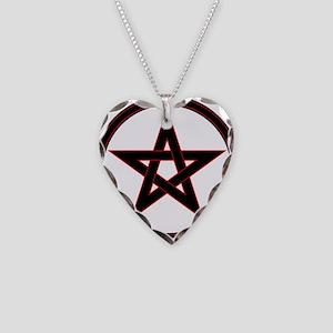pentacle pentagram Necklace